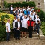 Brissac Quincé le 04 au 07. Juillet 2014 avec le Groupe de Li Dansaïre dou Grand Cavaou(1)