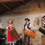 Fête du pain a Niort le 29.30.Aôut et 01 Septembre 2014 avec le Groupe li Dansaïres du Gran Cavaou (4)