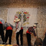 Fête du pain a Niort le 29.30.Aôut et 01 Septembre 2014 avec le Groupe li Dansaïres du Gran Cavaou (6)