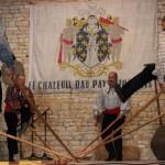Fête du pain a Niort le 29.30.Aôut et 01 Septembre 2014 avec le Groupe li Dansaïres du Gran Cavaou (7)