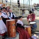 Journée Provençale a Port St Louis du Rhône avec le Goupre li Dansaïre de Gran Cavaou 04.10.2014