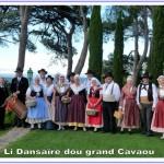 Mariage Villa Khariessa Martigues 10.07.2014 avec le Groupe Li Dansaïre dou Grand Cavaou(1)